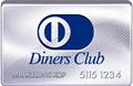 Diners Clubクレジットカードのロゴ