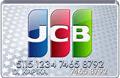 JCBクレジットカードのロゴ