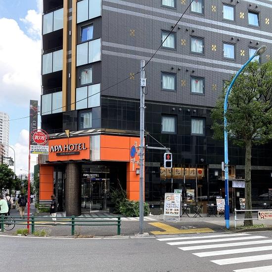 月の真珠-新宿-の待ち合わせ型における、アパホテル東新宿 歌舞伎町東の画像